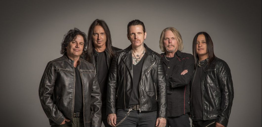 Hard rockers Black Star Riders playing UK dates