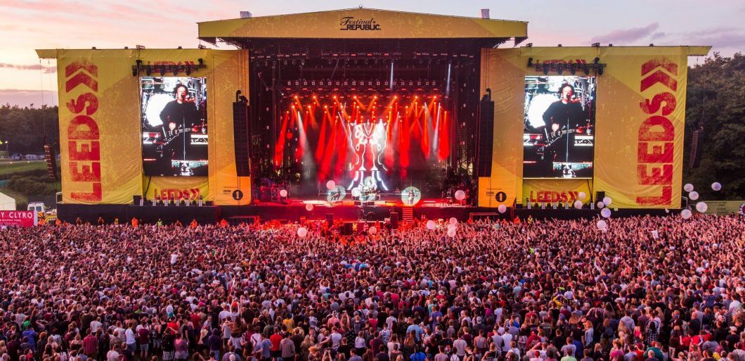 Leeds and Reading Festival 2017 add more acts to line up