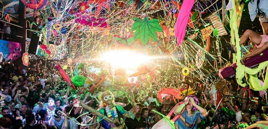 Closing ceremony announced for elrow Town London
