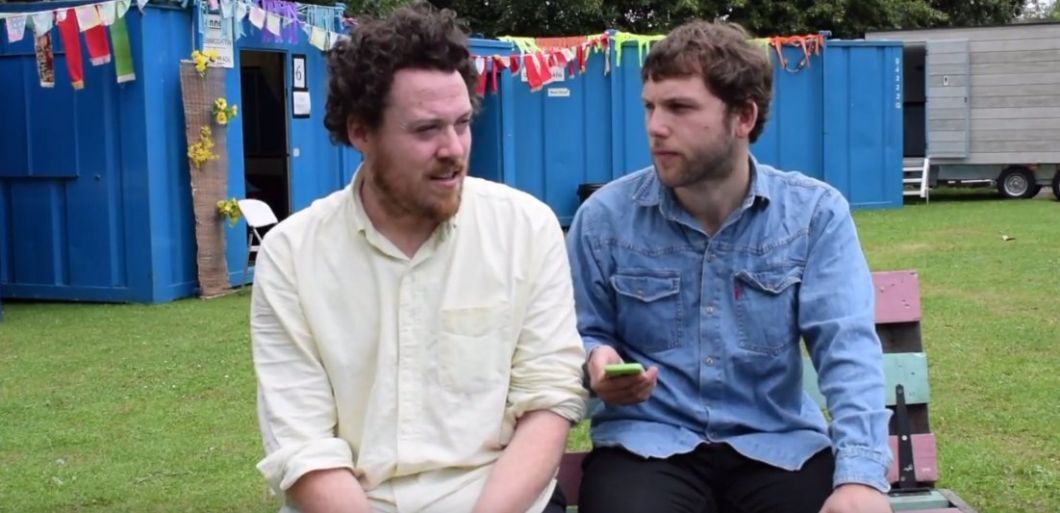 Watch: Metronomy interview at Tramlines Festival 2017