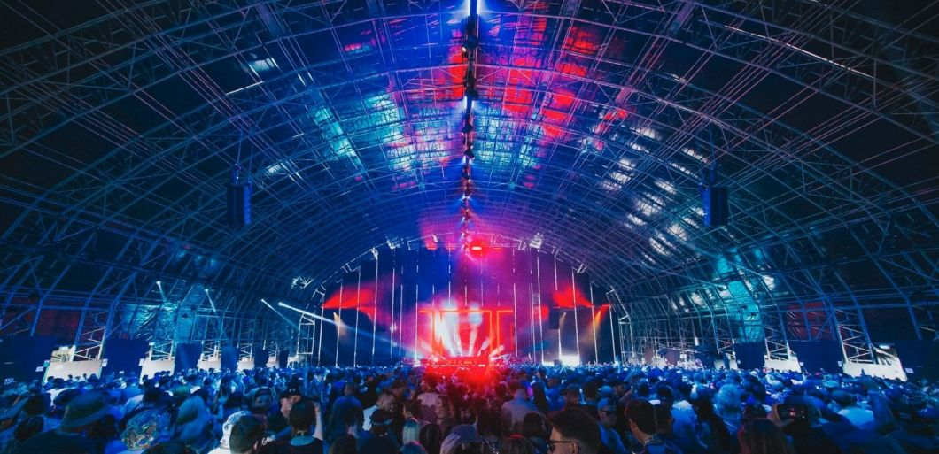Creamfields' Steel Yard returns with Armin Van Buuren and Martin Garrix