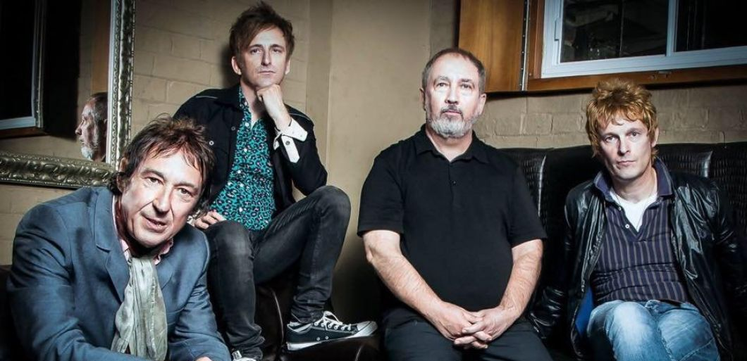 Punk pioneers Buzzcocks target Manchester show with huge support
