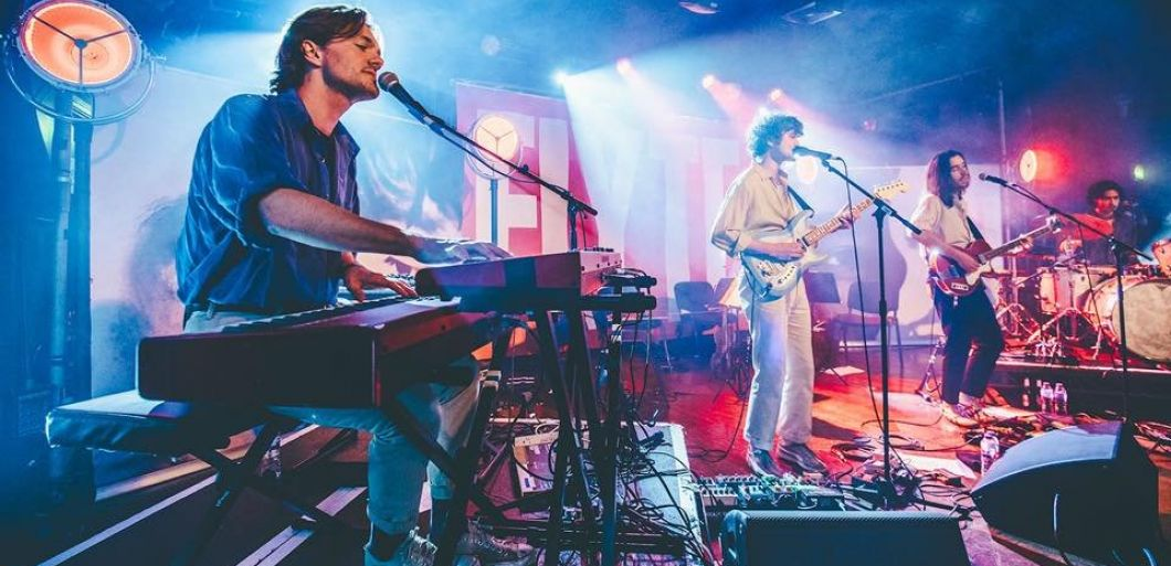 Harvest Sun takes over Buyers Club with trio of live shows