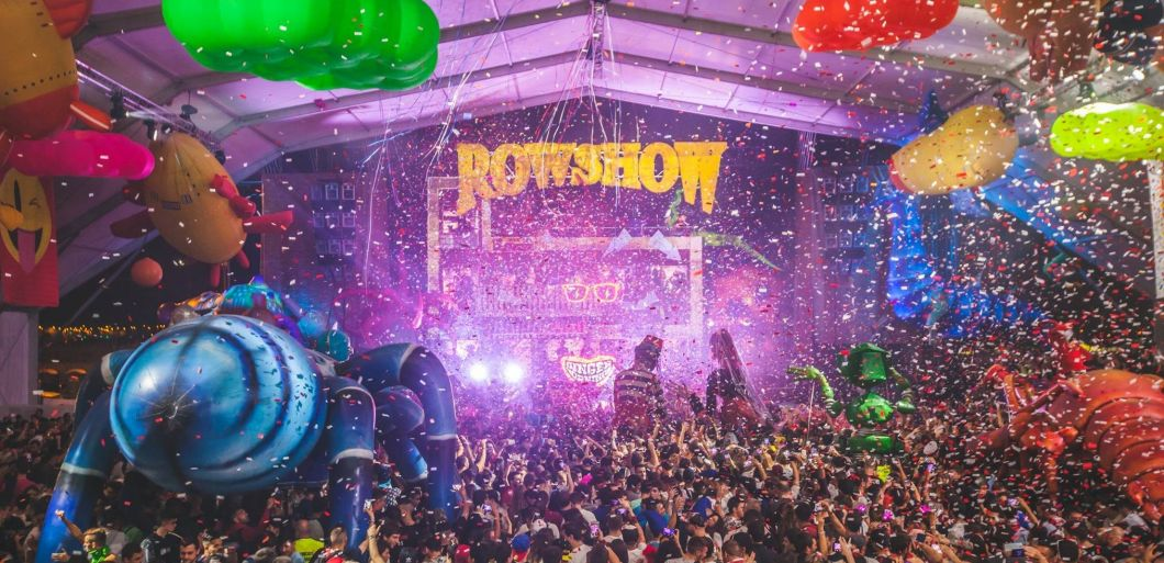 elrow confirms huge New Year's Day party