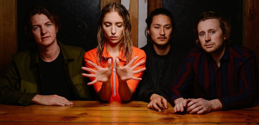Pumarosa interview: 'an explosion of music is a real release'