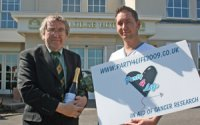 Local MP Backs Party4life2009