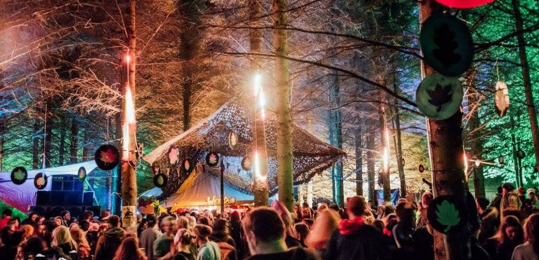 Roots Manuva, The Mouse Outfit and more for Woodland Dance Project