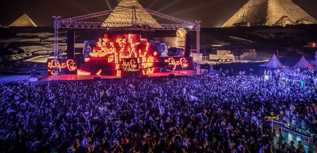 Future Sounds Of Egypt 'A World Beyond' Manchester line up announced