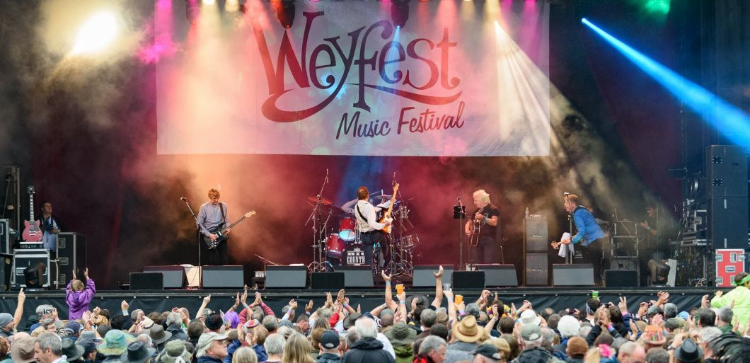 Weyfest line up additions confirmed