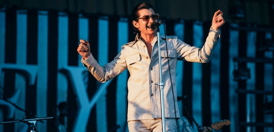 Watch Arctic Monkeys and Miles Kane play '505' at TRNSMT