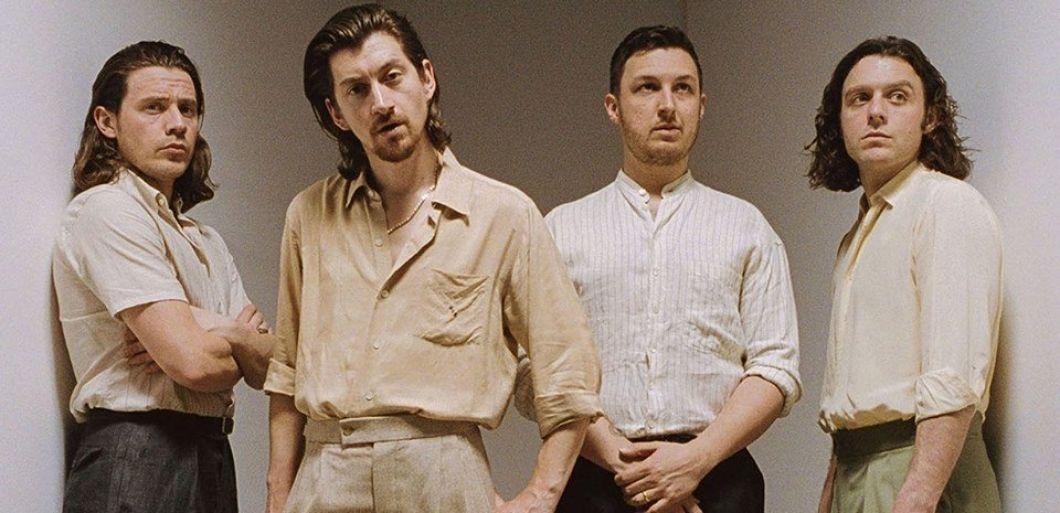 Arctic Monkeys amongst Mercury Prize 2018 shortlist