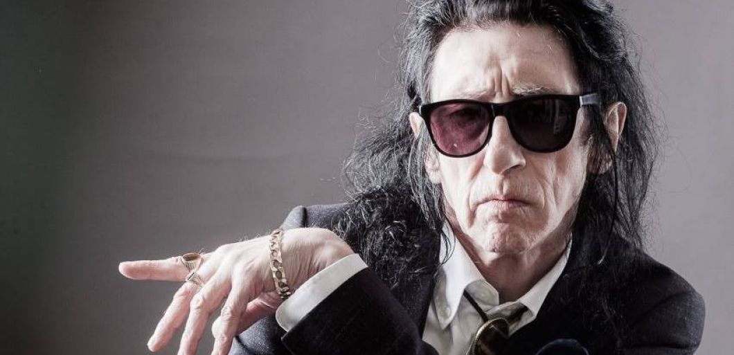 Dr John Cooper Clarke to tour the UK in 2019