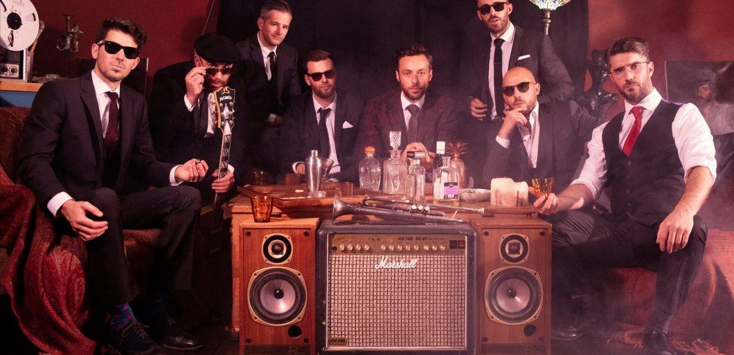Watch Gentleman's Dub Club take over Skiddle's Instagram stories
