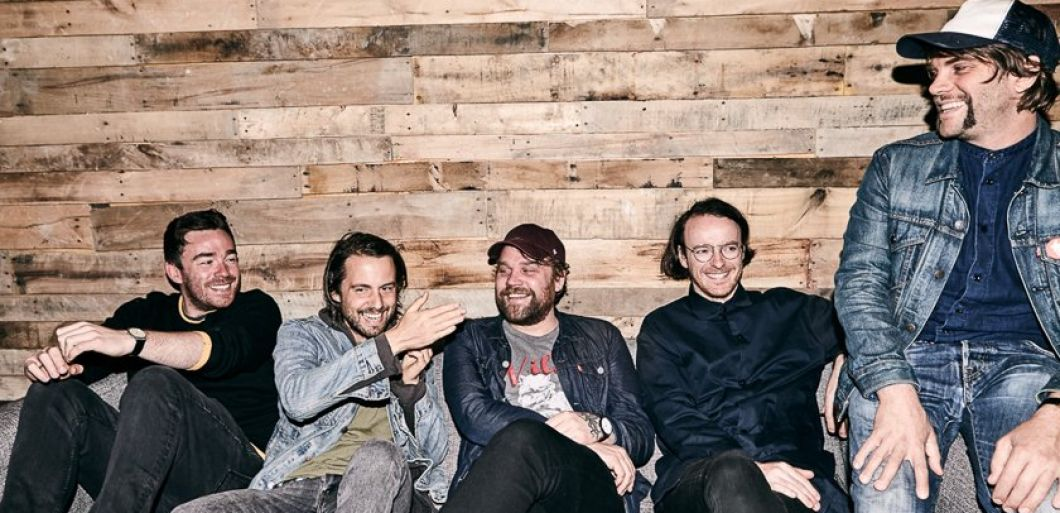 Frightened Rabbit reunite for first time since singer's death