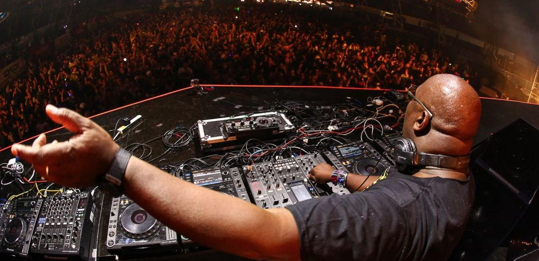 Godfather of dance Carl Cox announces epic show in Newcastle this August