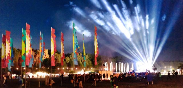 """""""I wouldn't do anything else"""": We talk to Glade Festival organiser Anselm Guise"""
