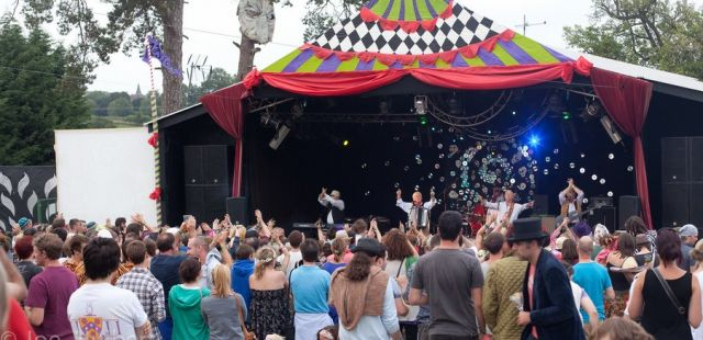 The Futureheads to headline Nozstock 2012