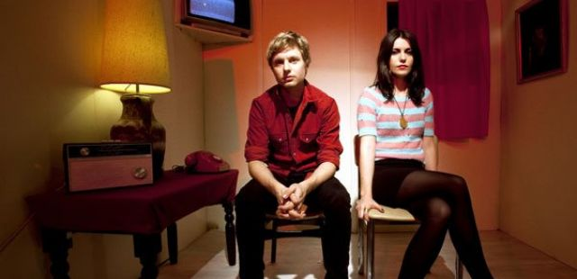 Live review: Blood Red Shoes, Manchester Academy 2, 05/05/12