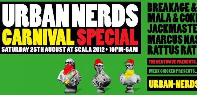 Urban Nerds Carnival Special returns!