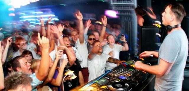 Club review: Mark Knight @ Evoke, Chelmsford, 27.07.12