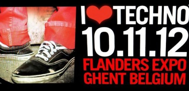 First acts announced for I Love Techno 2012