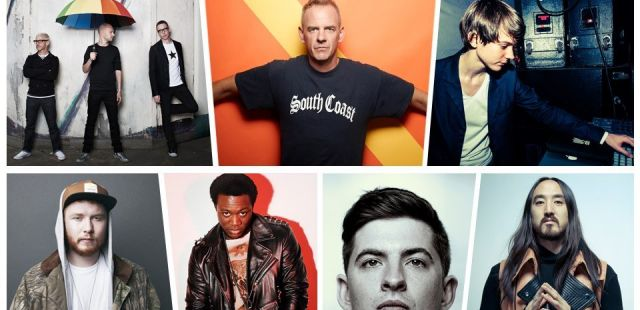 Fatboy Slim heads up Rockness' 2013 dance line-up