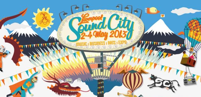 Liverpool Sound City - more acts announced!