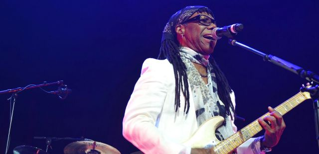 Love Saves Sunday announce Chic as headliners