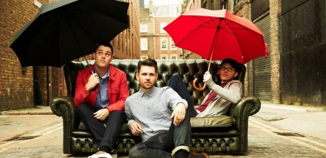 Scouting for Girls 'Millionaire' (video)