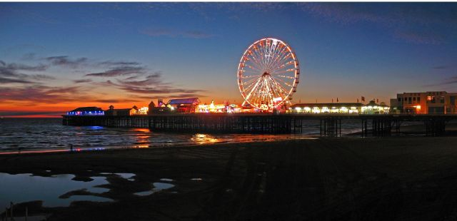 Top Five: Hotels Near Blackpool Rocks
