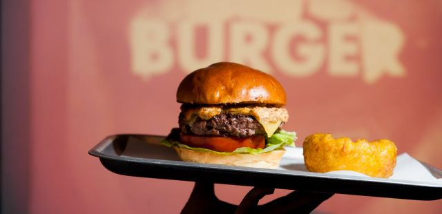 Food review: Psychic Burger, London
