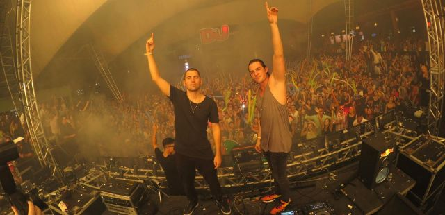 Dimitri Vegas & Like Mike 'Smash The House' UK tour tickets on sale