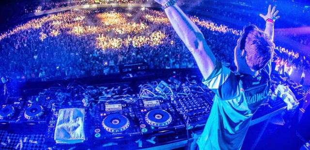 Hardwell joins Electric Daisy Carnival UK Line up