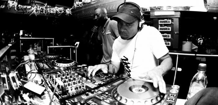A Love Affair with DJ EZ
