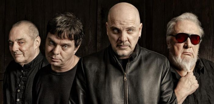 The Stranglers are heading off on the road in the UK