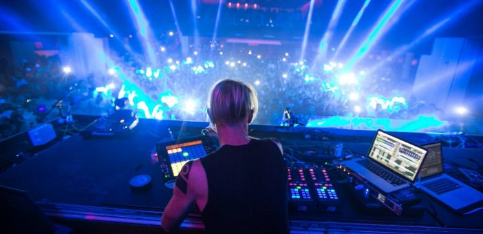 ENTER. reveal the artists joining Richie Hawtin at Space
