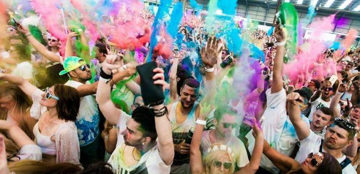 The Color Festival Newquay