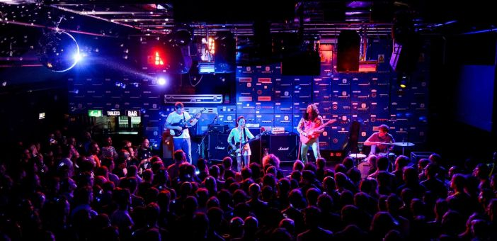 Review: Deerhoof at Gorilla with Ichi and Cowtown
