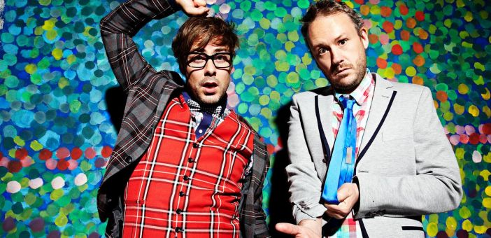 Five of the Best: Basement Jaxx