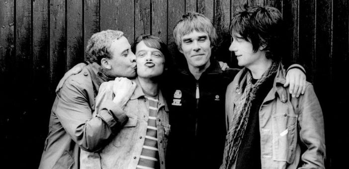 Throwback Thursday: The Stone Roses 'The Stone Roses'