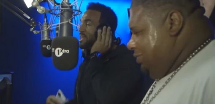 Craig David and Big Narstie collaborate for 'When The Bassline Drops'