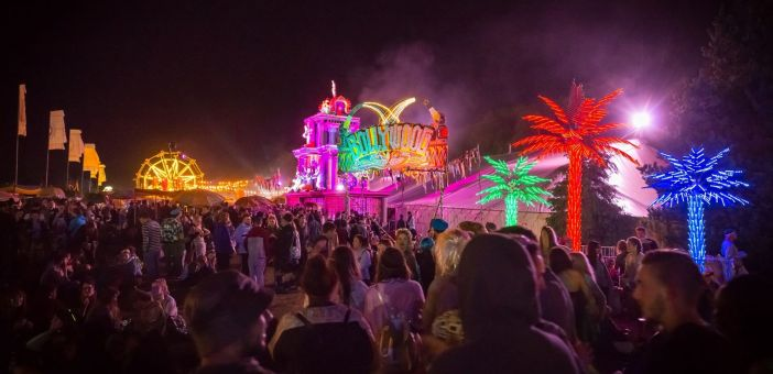 Bestival crowned best major festival