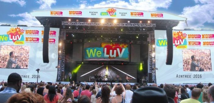 We Luv Festival adds first phase of line up