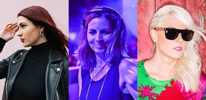 International Women's Day: Moxie, Anja Schneider and Sam Divine