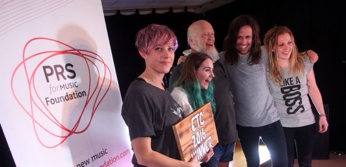 Liverpool band She Drew The Gun win Glastonbury talent competition