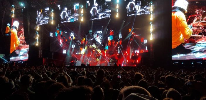 The Stone Roses at the Etihad, Manchester review