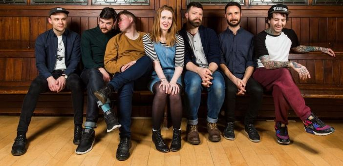 Los Campesinos! unveil new track and release 2017 album details