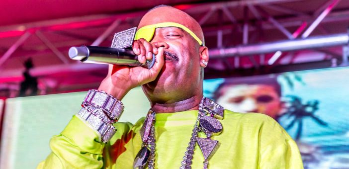 Slick Rick live at Mantra Warehouse, Manchester review
