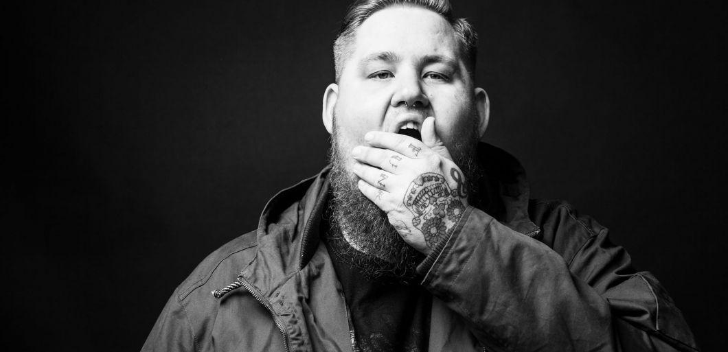 Rag'n'Bone Man announced as BRITs Critics' Choice Award 2017 winner