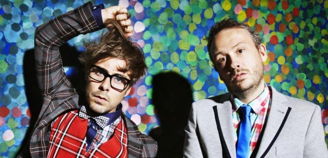 Basement Jaxx and Wilkinson scale The Alps for Snowboxx